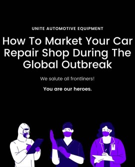 How To Market Your Car Repair Shop During The Global Outbreak