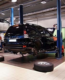 The Best Car Lift For Your Workshop Is The Best Lift That Will Fit