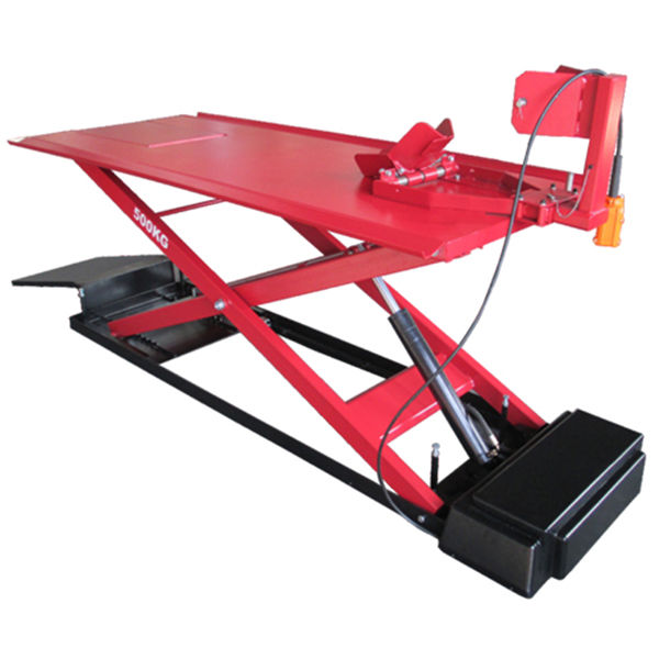U-M03 electrical motorcycle lift table