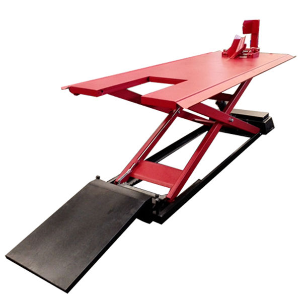 U-M09 electrical motorcycle lift table