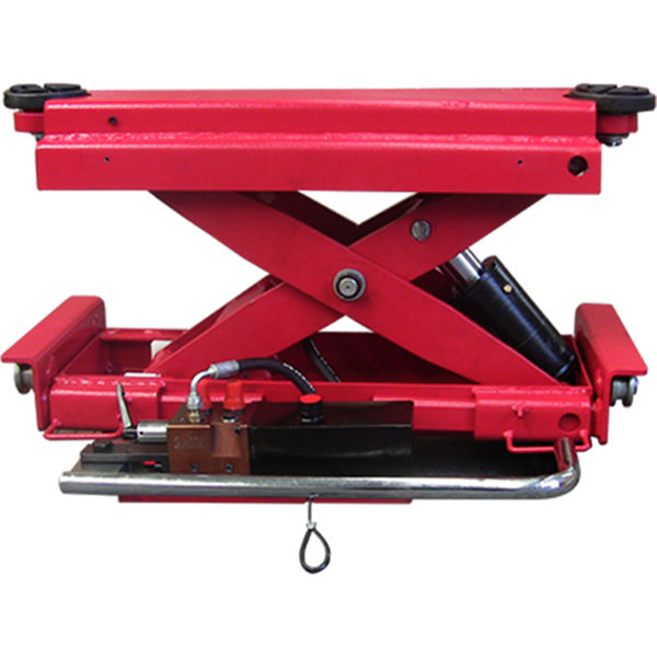 U-X20TS rolling jack for full wheel service