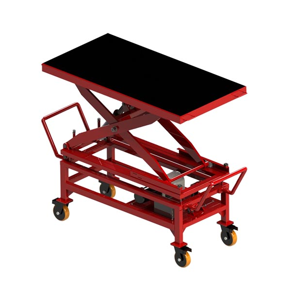 1 T Capacity U-DP4B EV battery lift Table