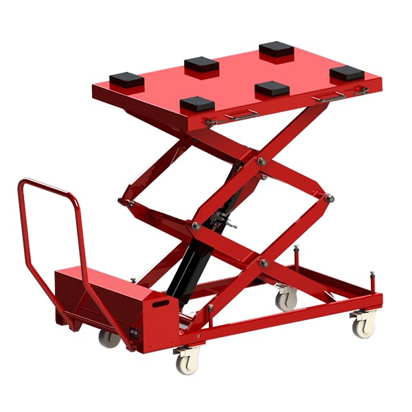 1 T Capacity U-DP8 EV battery lift Table