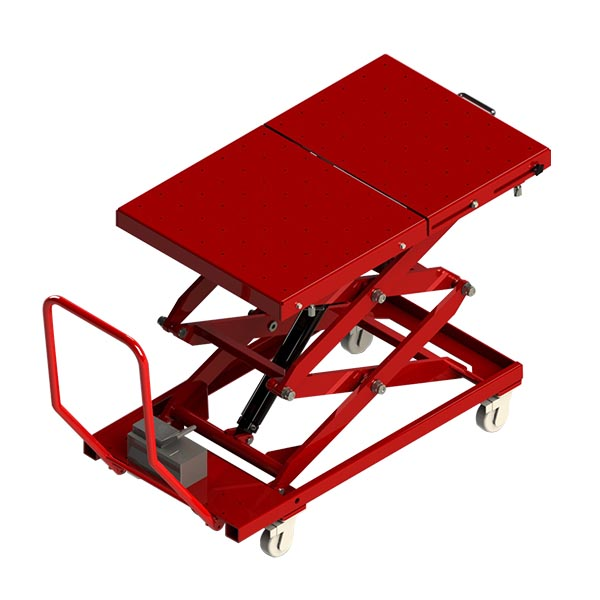 1 T Capacity U-DP8A Lift Table for Engine/Transmis...