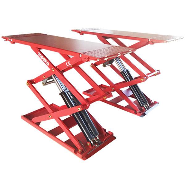 3.0 T Capacity U-B30 ultra-thin wheel free scissor...