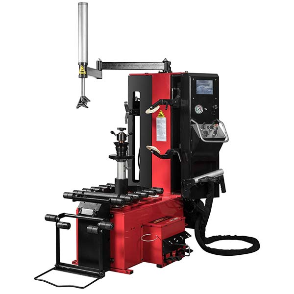 U-239 fully automatic leverless tire changer
