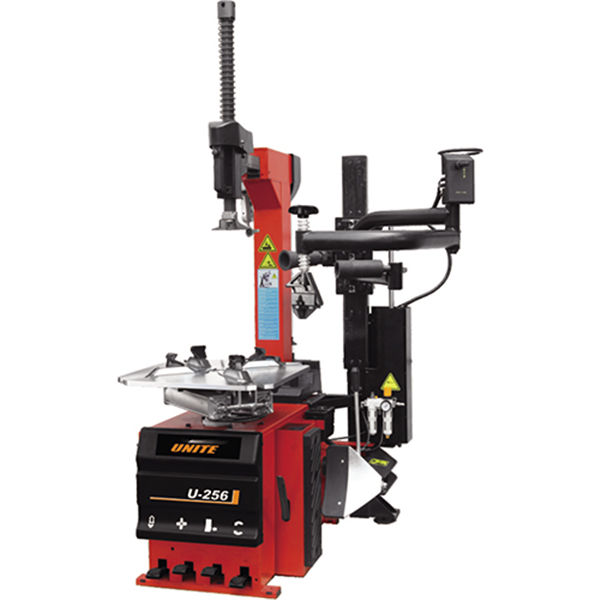 U-256 fully-automatic tilt back tower tire changer