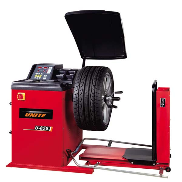 U-850 heavy-duty truck wheel balancer