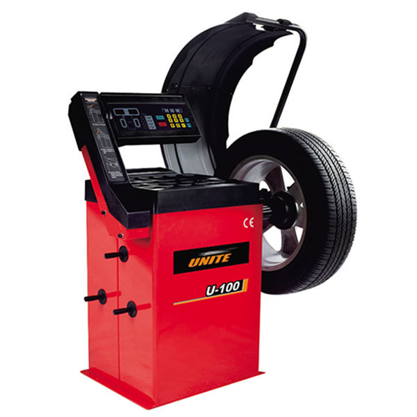 U-100 digital baseline entry level wheel balancer
