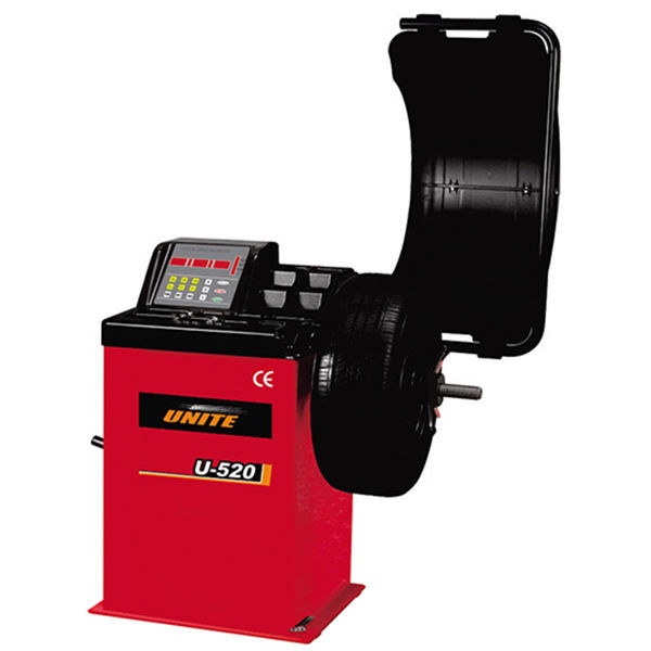 U-520 digital baseline entry level wheel balancer