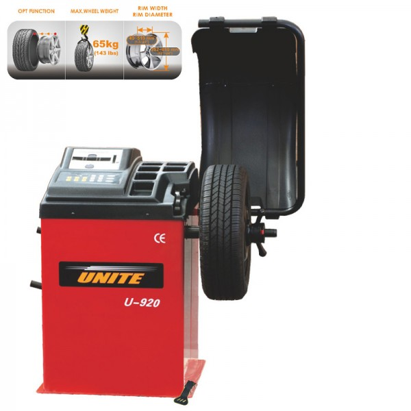 U-920 Self-Calibrating Computer Wheel Balancer