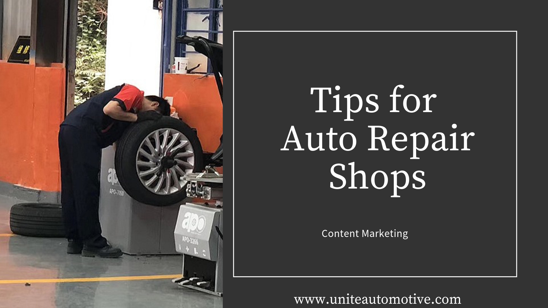 Getting Started With Content Marketing: 5 Tips for Auto Repair Shops