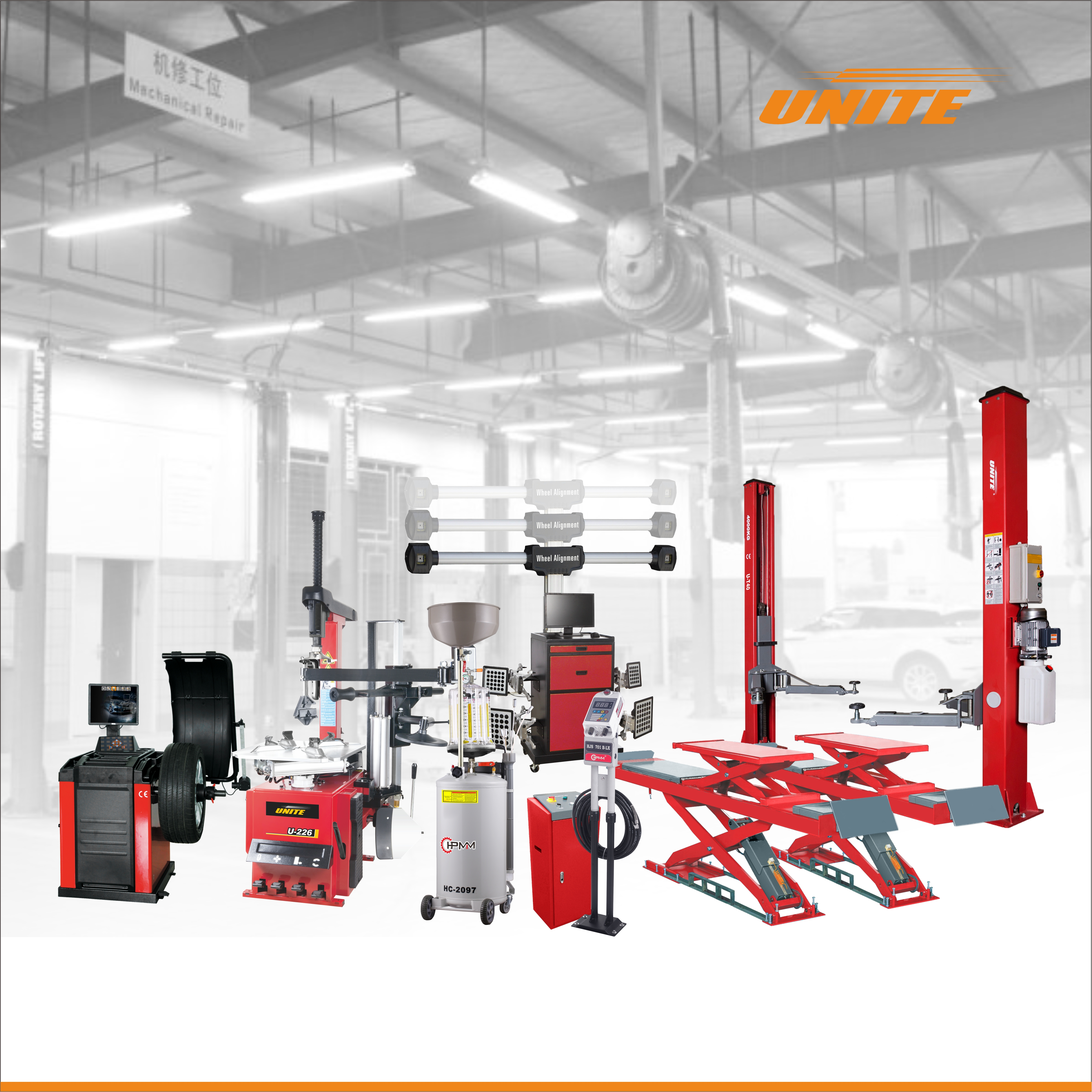 Opening a Tire Service Shop? Get These Tools and Equipment Package for Your Garage Shop