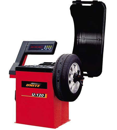 U-120 digital baseline entry level wheel balancer